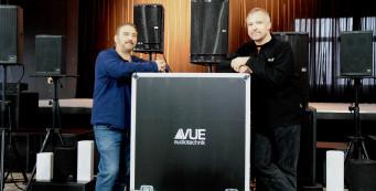 Ken Berger (L) and Alex Schloesser (R)