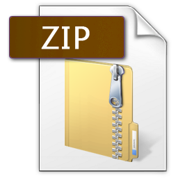 how to use zipx file