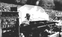 Kirkland mixing Hollywood Bowl 1985